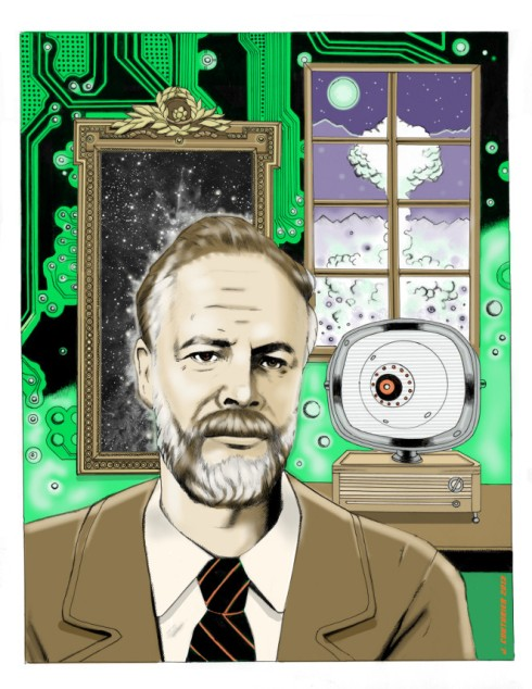 Portraits: Philip K. Dick